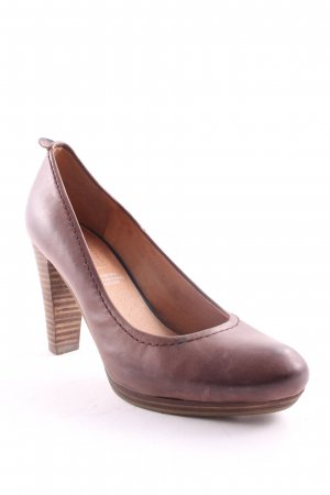5th Avenue High Heels braun Casual-Look