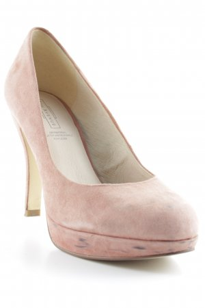 5th Avenue High Heels rose-gold-coloured elegant