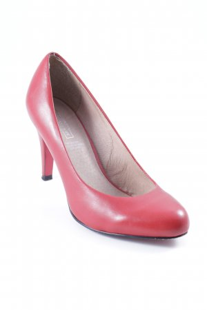 5th Avenue Tacones altos rojo elegante