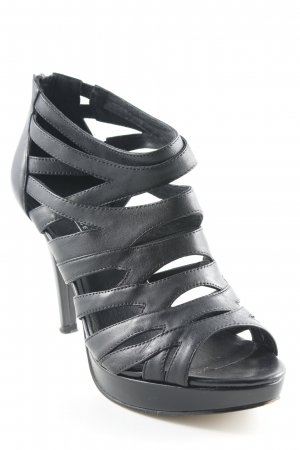 5th Avenue High Heels schwarz Elegant