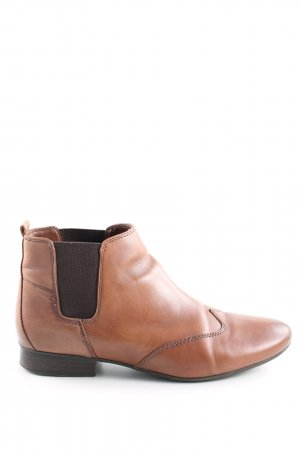 5th Avenue Short Boots brown-black business style
