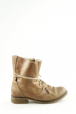 5th Avenue Short Boots brown casual look