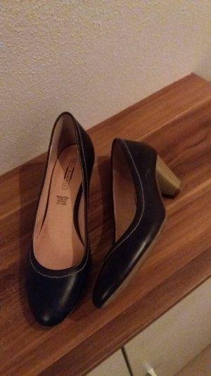 5TH Avenue Leder Schuhe in grosse 38