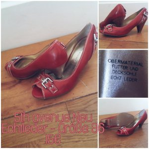 5th Avenue Peep Toe Pumps veelkleurig
