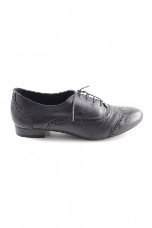 5th Avenue Scarpa Oxford nero stile professionale