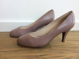 5th Avenue Pumps dusky pink leather