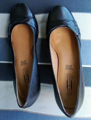 5th Avenue Pumps black leather