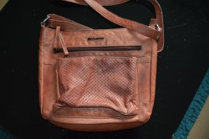 5th Avenue real Leather Tasche