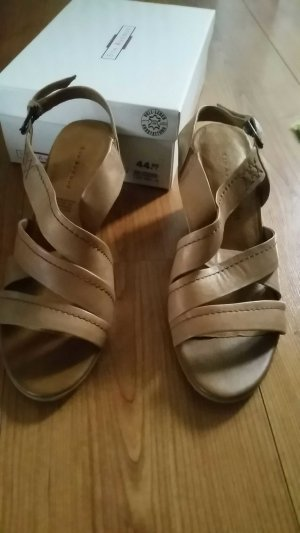 5th avenue Sandalette Wedges Gr.41 Voll Leder