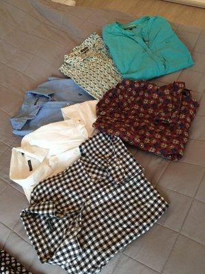 6 Blusen von Marc O Polo