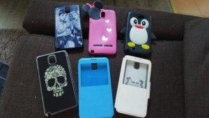 6 Samsung Galaxy 3 Hüllen Cases Cover