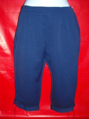 Vintage Pantalón pirata azul