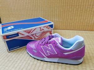 New Balance - Lila - NEU