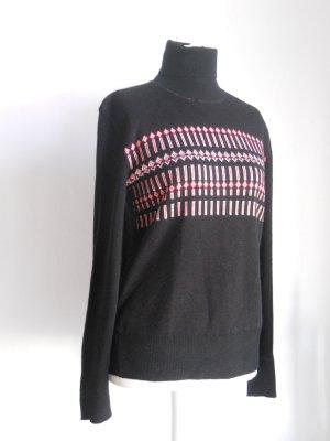 60er - 70er Jahre Pullover Gr. 40 oder Gr. 36 als Oversize-Pulli