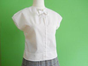 60er Jahre Vintage Bluse Gr. 38