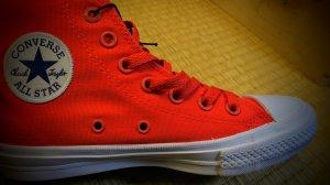Converse All Star Hightop - Chuck Taylor Neon - Nagelneu