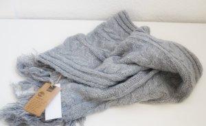 69€ Timberland XXL Schal warm weich grau NEU mit Etikett
