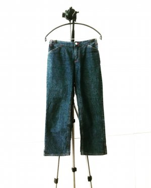 7/8 blue jeans von mango