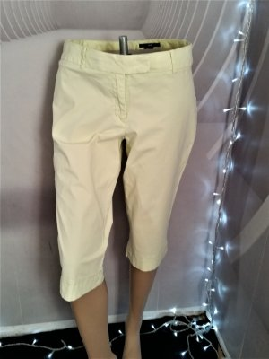 Pantalón tobillero amarillo