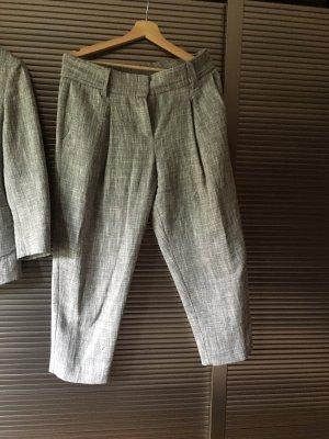 7/8 High Waist Hose von René Lezard in sehr gutem Zustand passend zum Blazer