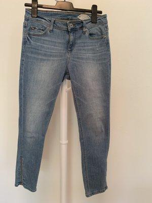 7/8 high waist Jeans