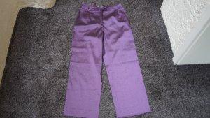 Helline Pantalon 7/8 lilas polyester