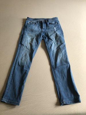 Esprit 7/8 Length Jeans cornflower blue