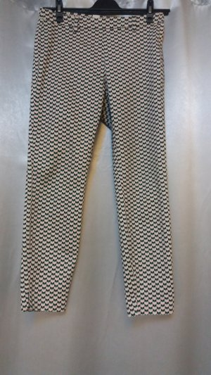 H&M 7/8 Length Trousers multicolored
