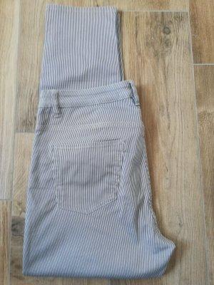 7/8-Hose / Jeans / gestreifte Jeans