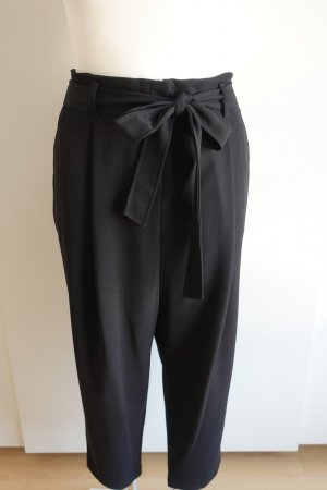 New Look Pantalone a 7/8 nero Poliestere