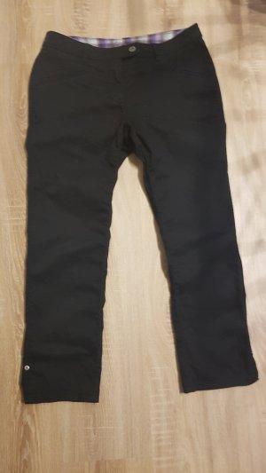 Street One Pantalon 7/8 noir