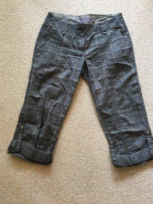 Street One Pantalón tobillero gris