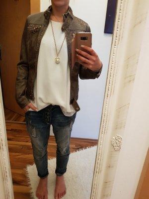 7/8-jeans blauw