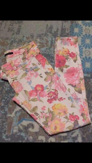 7/8 Jeans Blumenmuster von Imperial