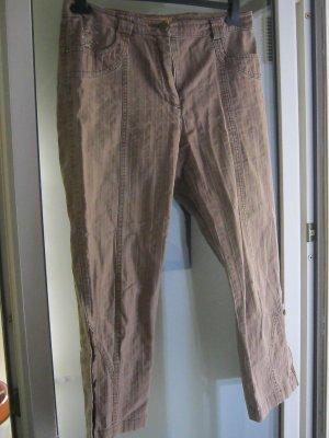 Biba 7/8 Length Trousers light brown