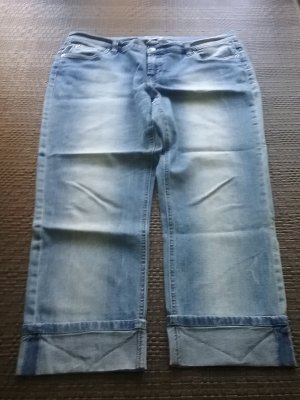 Marie Lund 7/8 Length Trousers light blue