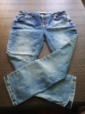 7/8 Jeans Fa. Street One Gr. 44