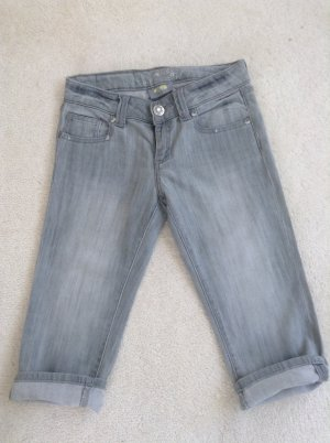 7/8 Jeans / grau / Gr. 34 XS / Pumkie