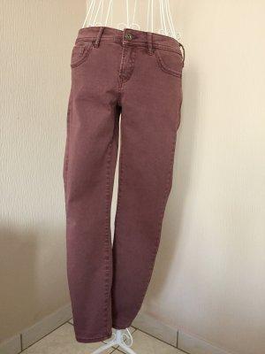 edc by Esprit 7/8 Length Jeans bordeaux
