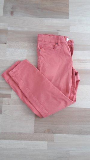 7/8 Jeans in herrlicher Sommerfarbe