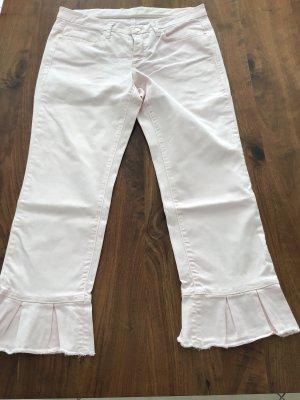Cambio Jeans Jeans a 7/8 rosa chiaro-rosa pallido