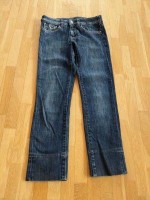 Hilfiger 7/8 Length Jeans dark blue