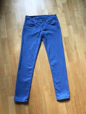 7/8 Jeans von Mavi in Blau