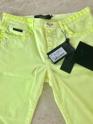 Philipp Plein Capris primrose-meadow green