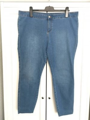 7/8-Länge Cropped-Jeans Gr.52