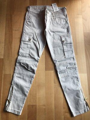 Liu jo 7/8-jeans goud Gemengd weefsel