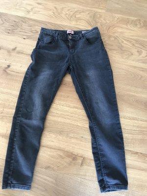 Only Jeans a 7/8 grigio-grigio chiaro