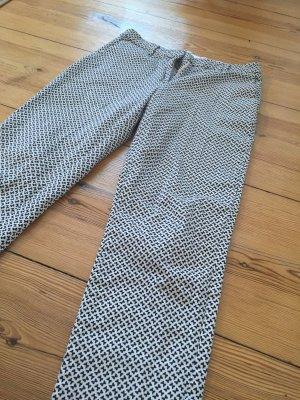 H&M Pantalon 7/8 multicolore coton