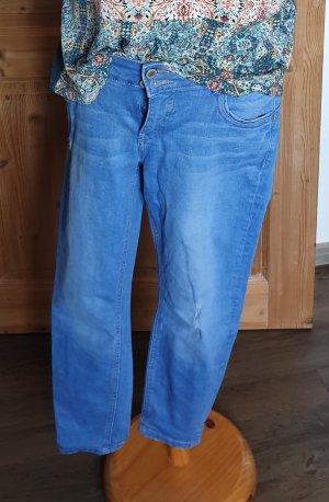 Clockhouse 3/4-jeans azuur