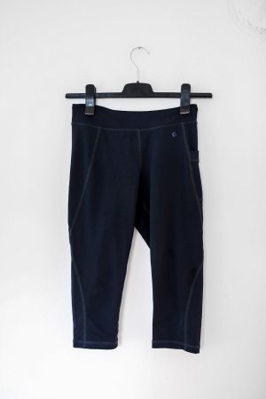7/8 Sport-Leggings in dunkelblau